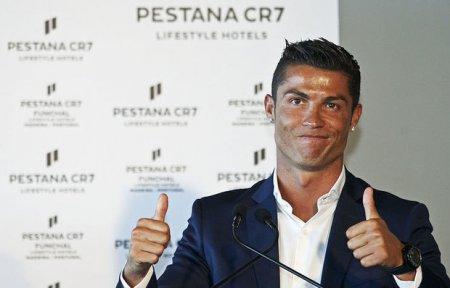 Ronaldo tarixdə ən bahalı futbolçu oldu