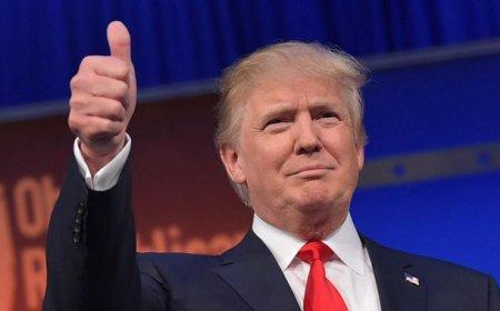 Donald Tramp ABŞ-ın 45-ci prezidenti oldu