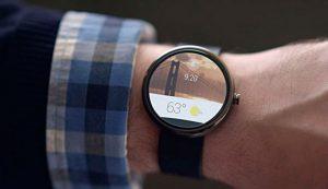 """""""Google"""" smart-saat buraxacaq"""