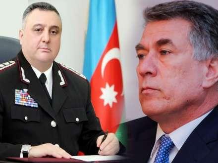 Vitse-spiker Eldar Mahmudovun həbsini anons etdi