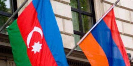 Ermənistanda yeganə Azərbaycan bayrağı olan yer - FOTO