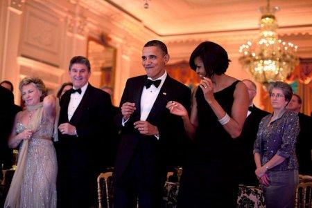Qeyri-rəsmi Obama - FOTO