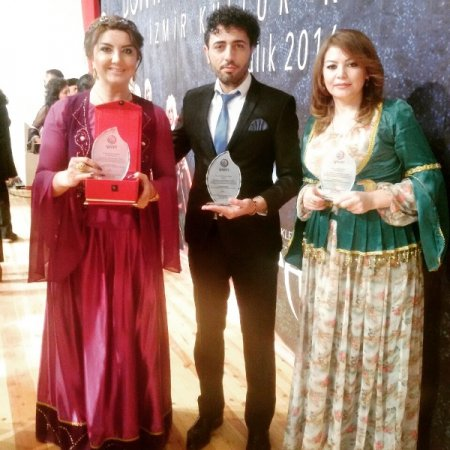 Azərbaycanlı müğənni Türkiyədə böyük marağa səbəb olub – FOTO