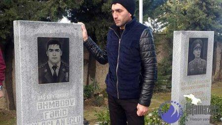 Nardaran hadisələrindən sonra həbs olunan Elgün Hüseynov azad edildi - FOTO