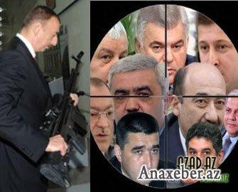 """İlham Əliyevin """"hədəf mənəm"""" mesajı... və yeni qvardiya necə parladı? - şok adlar"""