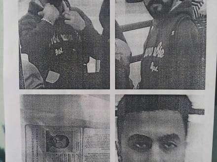 Naməlum suriyalı Bakıda axtarılır - Terror şübhəsi + FOTOLAR