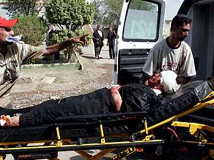 Bağdadda növbəti partlayış: 12 ölü, 50 yaralı