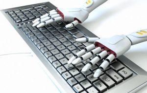 Robot-jurnalist 1 saniyəyə məqalə yazdı