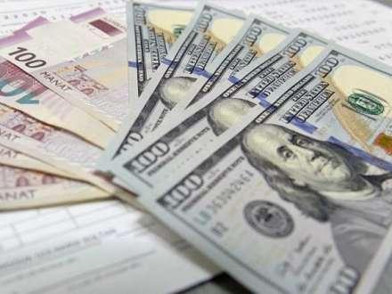 """Dollardan manata daha bir """"kəllə""""..."""