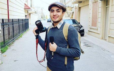Blogger Mehman Hüseynov polis tərəfindən saxlanılıb