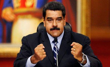Venesuela prezidenti Nikolas Maduro dövlət çevrilişinə cəhddən danışdı