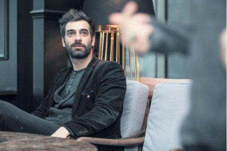 Aktyor  İlker Kaleli xəstəxanaya düşüb - Foto