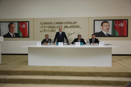 Vergilər Nazirliyi regionlarda çalışan sahibkarlara görüşlərə başladı