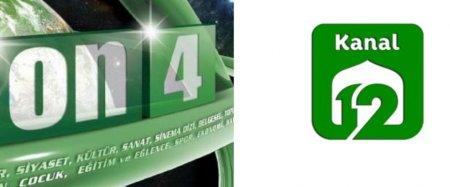 """""""On4 TV"""" və """"Kanal 12"""" televiziya kanallarının yayımı dayandırıldı"""