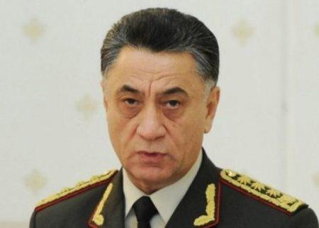 Ramil Usubov general və polkovniki işdın çıxartdı