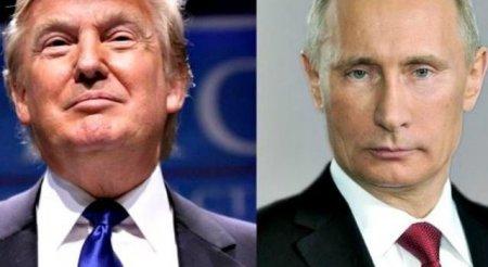 Tramp və Putin arasında telefon danışığı başa çatıb