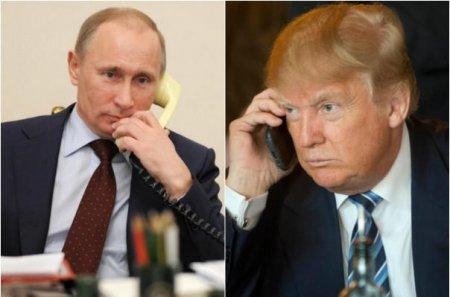 ABŞ Prezidenti Donald Tramp və Rusiya Prezidenti Vladimir Putin  razılığa gəldi - Təfərrüat