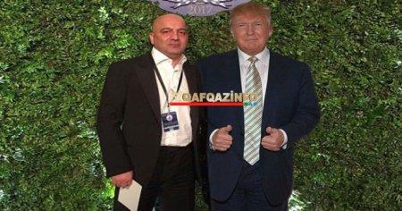 Mübariz Mənsimov Trampla görüşdü - FOTOLAR