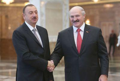 İlham Əliyev Belarus  Prezidenti Lukaşenkoya zəng etdi
