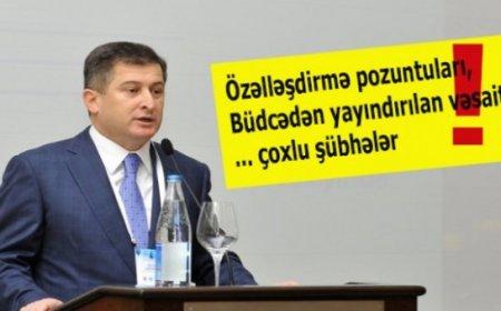 Əmlak Məsələləri Dövlət Komitəsinin hərrac illüziyası... - Milyonlar necə gizlədilir?