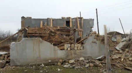 Məscid yerlə-yeksan edildi - FOTO, VİDEO