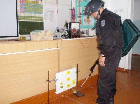 Ağdam məktəbində bomba həyəcanı