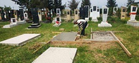 Azərbaycanda 27 şəhidin məzarı açılacaq - FOTO