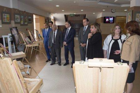"""Nərimanov rayonunda """"Hər şey Qarabağ üçün: Şuşasız 25 il"""" adlı tədbir keçirilib."""