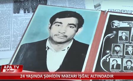 Məzarı əsirlikdə olan, özü unudulan şəhid - VİDEO
