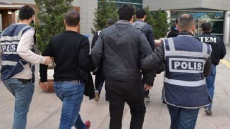 İstanbulda FETÖ əməliyyatı davam edir