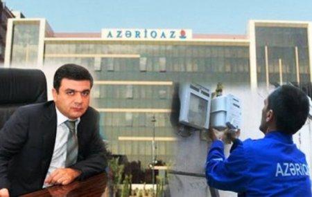 """""""Azəriqaz"""" əskiyi xalqın cibindən çıxarır: QAZA HAVA BELƏ VURULUR - Video"""
