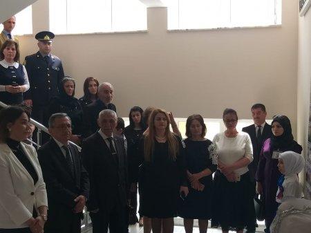 Şəhid Vüqar Nəcəfovun anım günü keçirilib - FOTOLAR